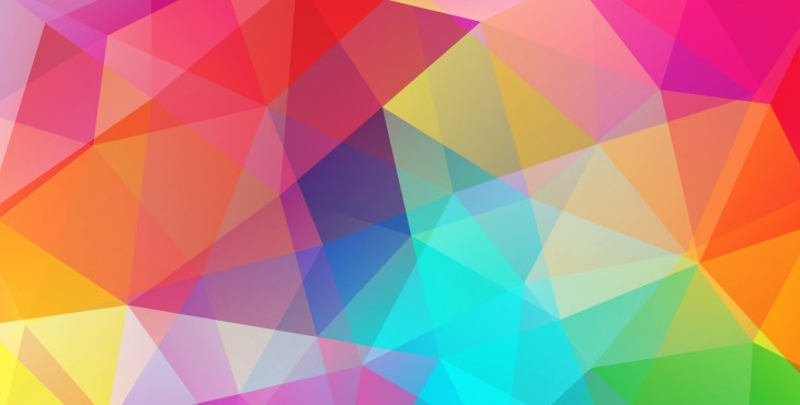 Greater use of color in web design