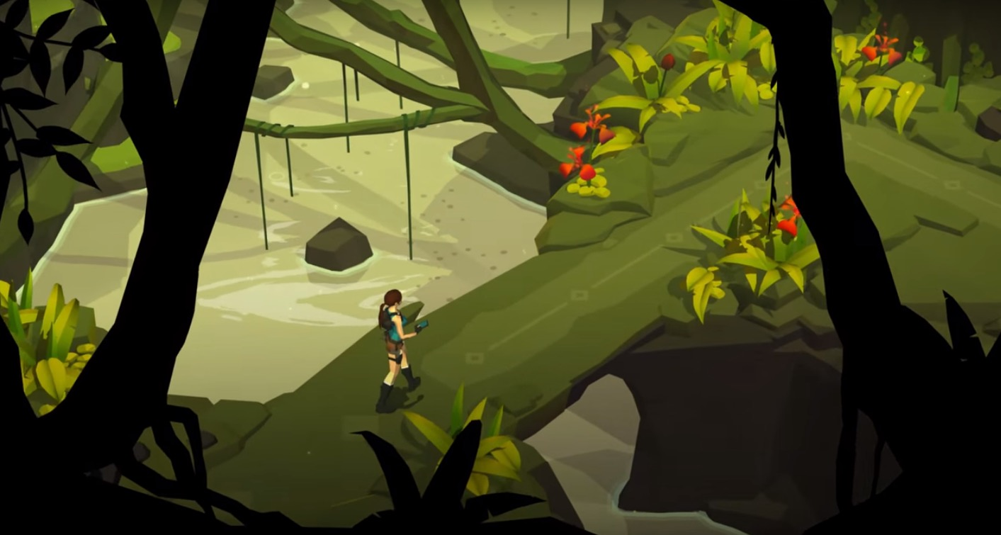 Lara Croft GO Is The Smartest Puzzler Since Monument Valley