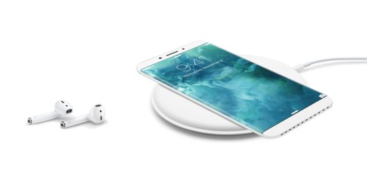 Resultado de imagen para remote wireless charging iphone 8