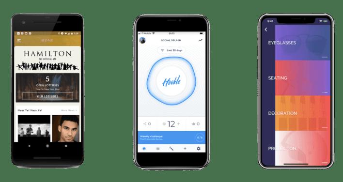 Apps built using Flutter