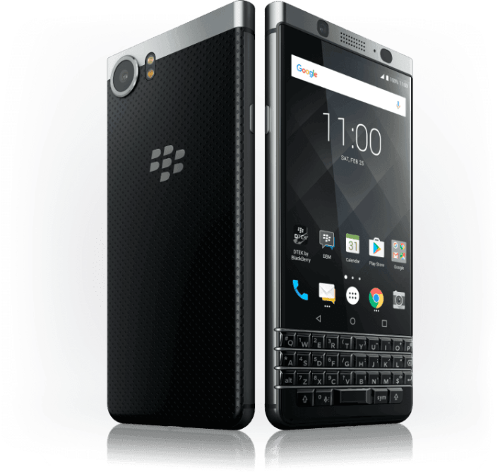 BlackBerry<a href='https://index.co/company/BlackBerry' data-index='' target='_blank' class='idc-hasIcon'></a>'s KEYOne from 2017