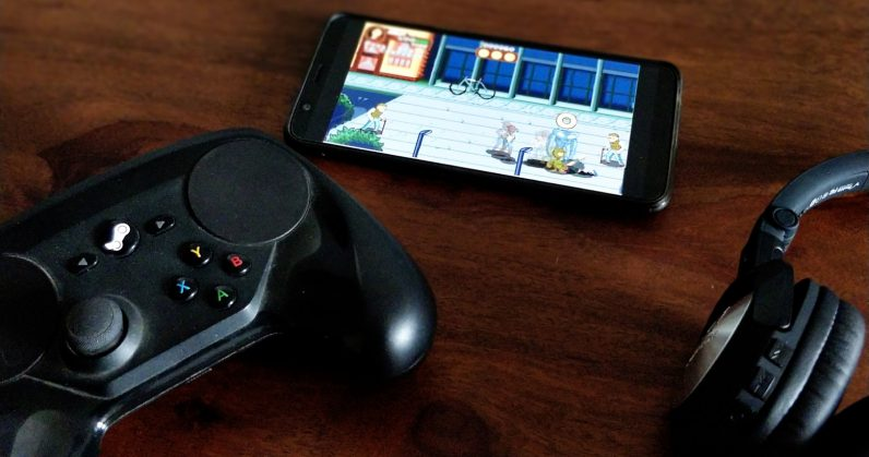 Steam s app for streaming PC games to your phone works like a charm