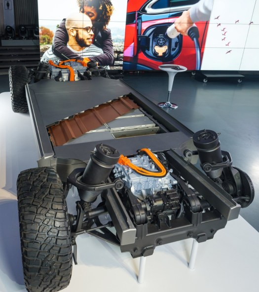 What's a 'battery management system' in electric vehicles? 2