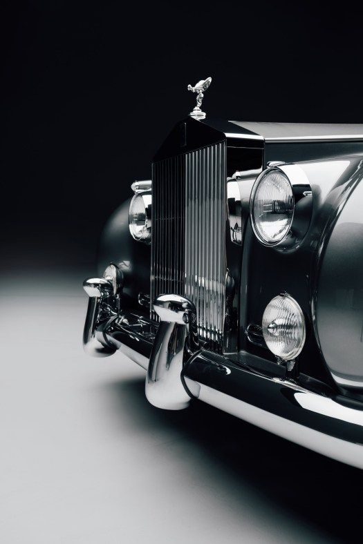 The perfect Rolls-Royce is this electric restomod from 1961 5