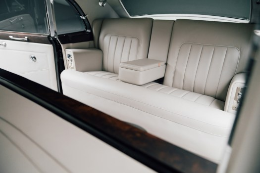 The perfect Rolls-Royce is this electric restomod from 1961 3