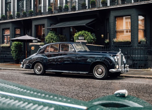 The perfect Rolls-Royce is this electric restomod from 1961 8