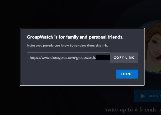 Disney+ rolls out its GroupWatch feature -- here's how it works 3