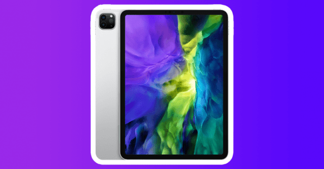 2020 gift guide apple ipad pro drawing art