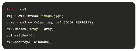 A foolproof guide to image manipulation in Python with OpenCV 5
