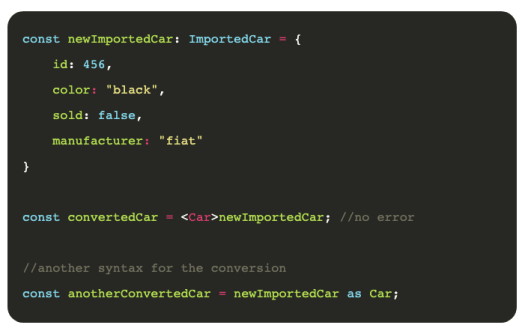 A comprehensive guide to Typescript for JavaScript developers 19