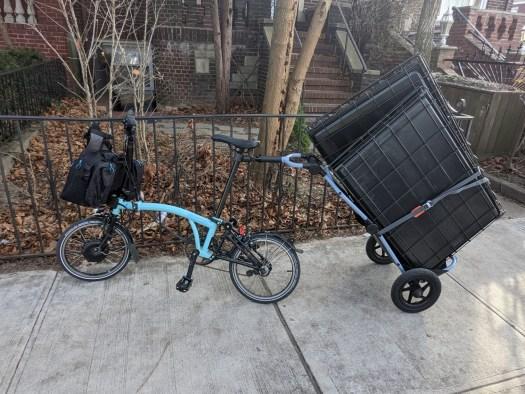 A tiny folding ebike you'll take almost everywhere 4