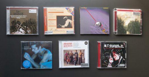 BUNCH OF CDS