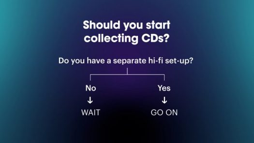 should i start collecting CDs?
