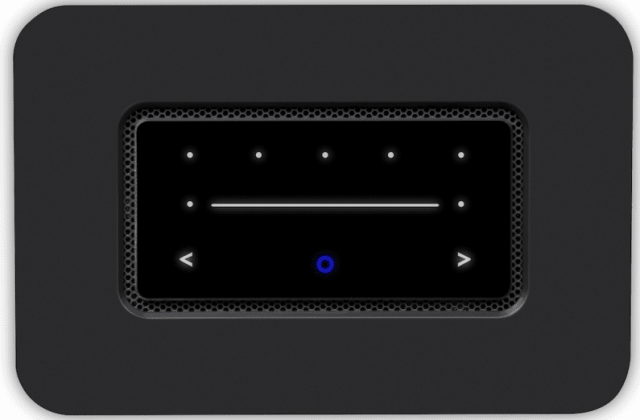 new bluesound node top view PNG