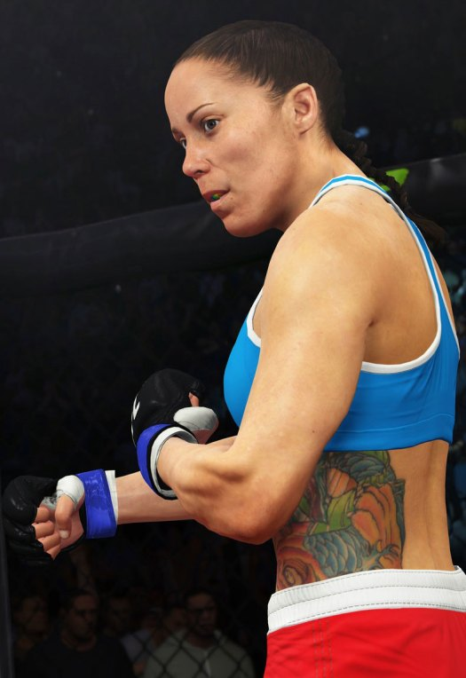 EA Sports UFC review: losing ground | Polygon
