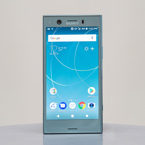 Sony's Xperia XZ1 and XZ1 Compact are more of the same ...