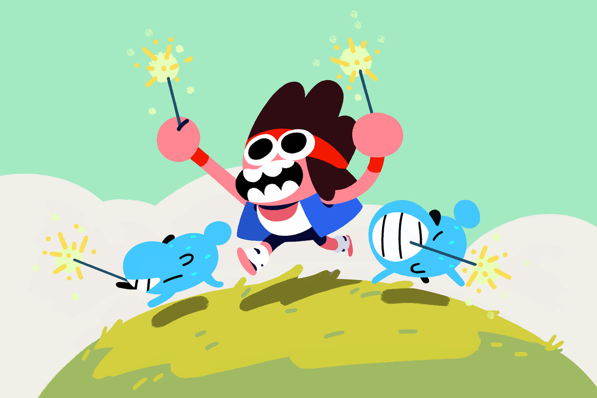 Capy Games Returns For Project With Cartoon Network Update Polygon