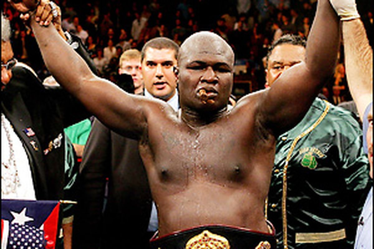 James Lights Out Toney Mma