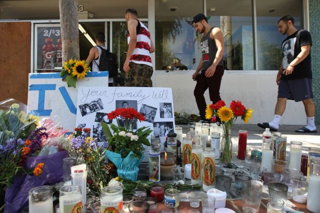 Shooting Rampage In Santa Barbara Leaves Seven Dead