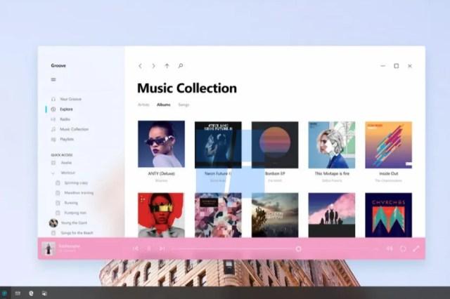 Proyek NEON, desain Windows 10 yang mirip dengan MacOS