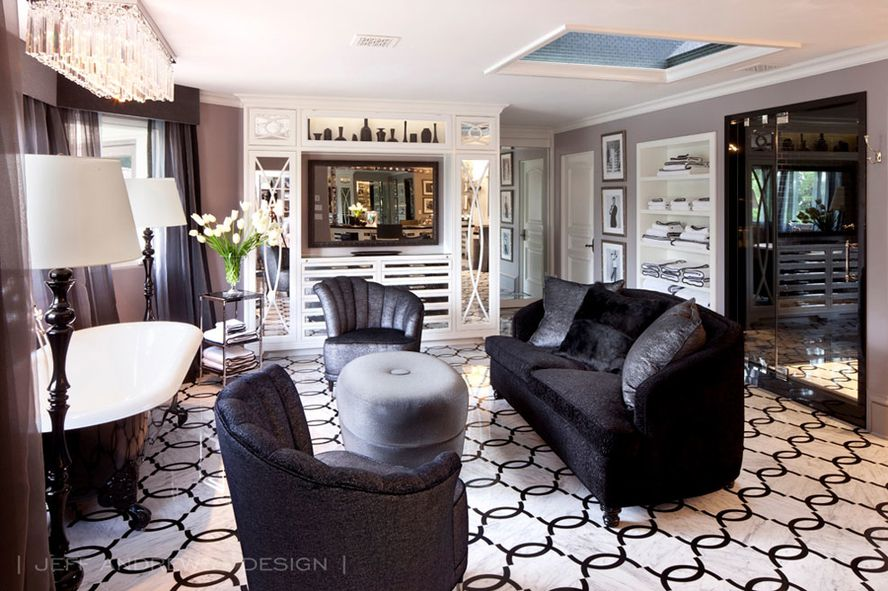 Kris Jenner House Interior Design