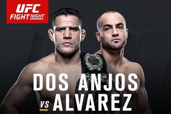 UFC fight night 90