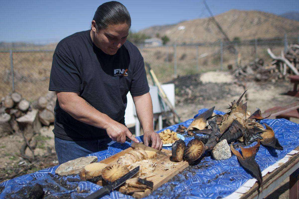 What Native Eat American They