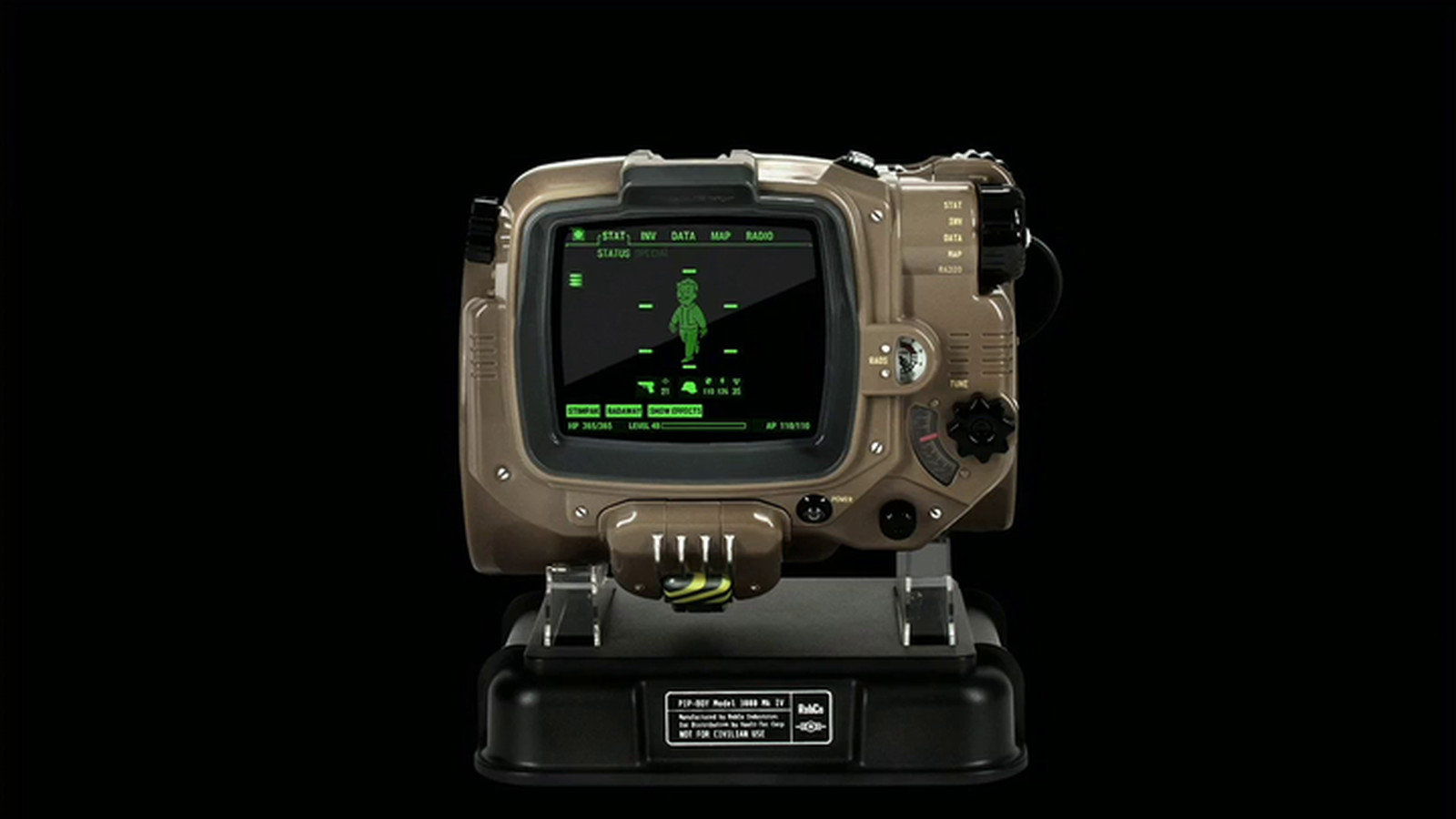 The Pip Boy Is Fabulous In Fallout 4 And Its Real Update Heres How You Get One Polygon