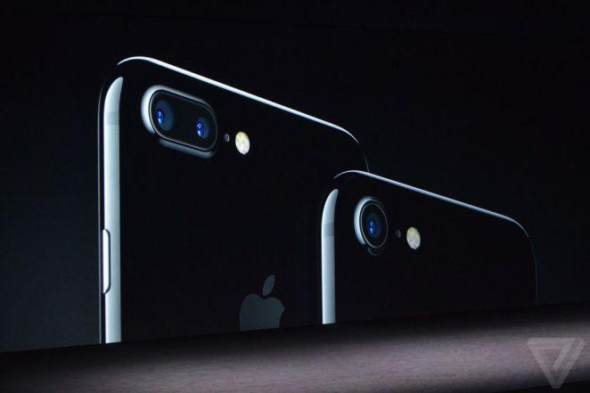 Apple iPhone 7 Plus Camera Announcement photos