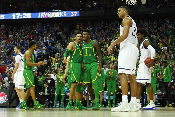 Final Four Preview: Oregon Ducks vs North Carolina Tar ...