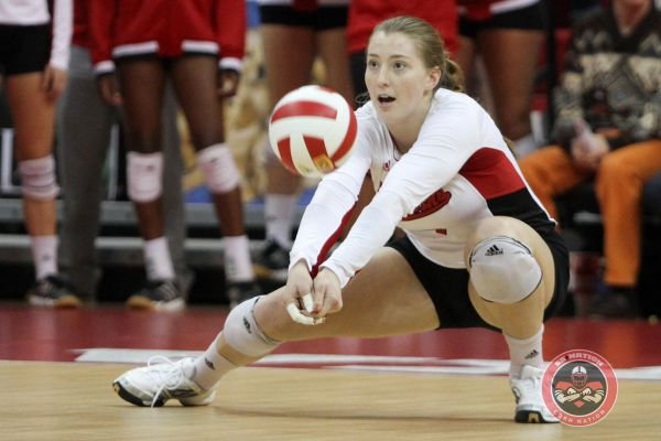 Volleyball: #8 Huskers Knock Off #16 Purdue on the Road ...