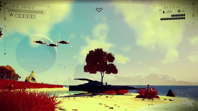 Exploration Sim No Mans Sky Coming From Hello Games Polygon