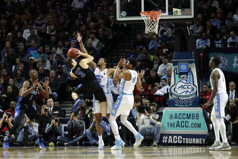 NCAA Basketball: ACC Conference Tournament-North Carolina vs Duke