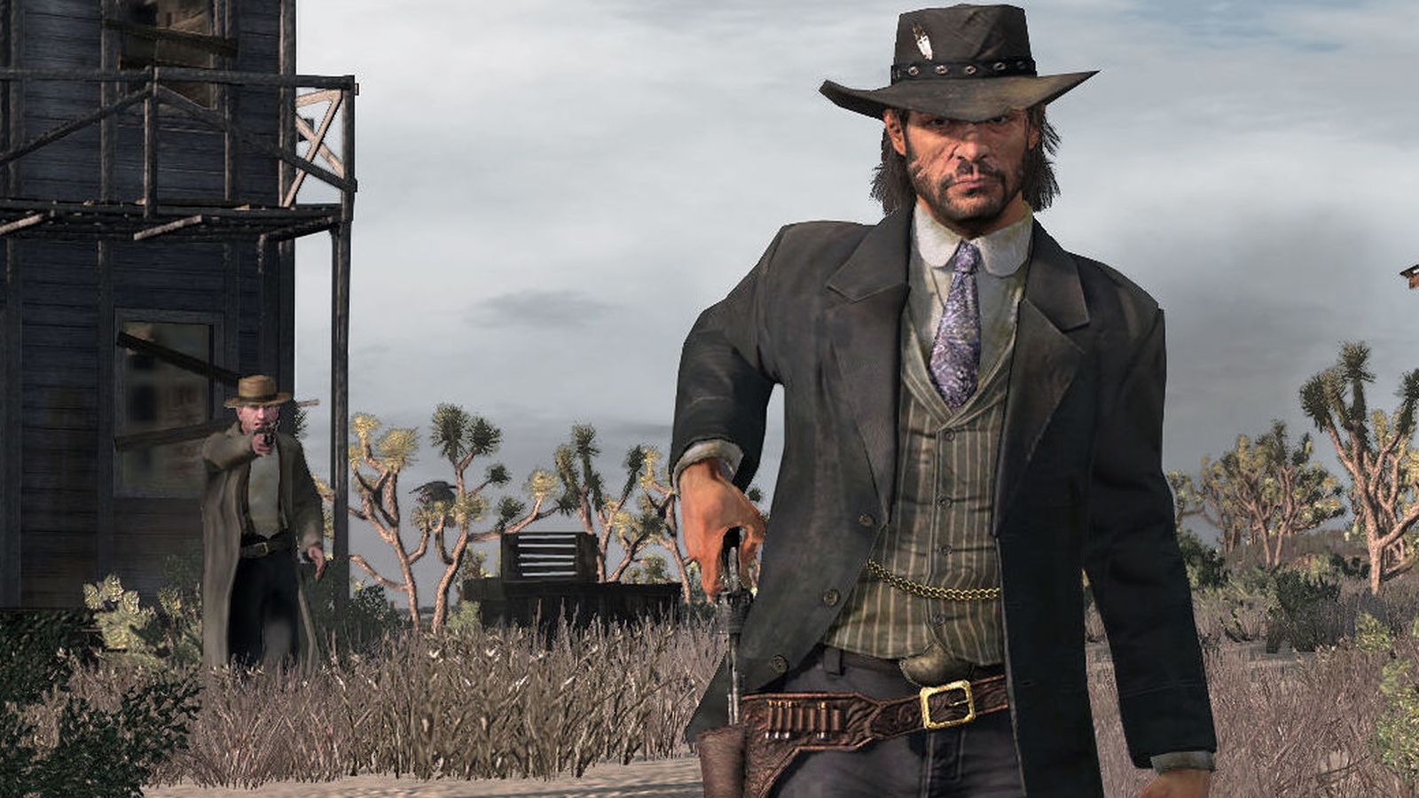 Red Dead Redemption Will Be Backwards Compatible On Xbox