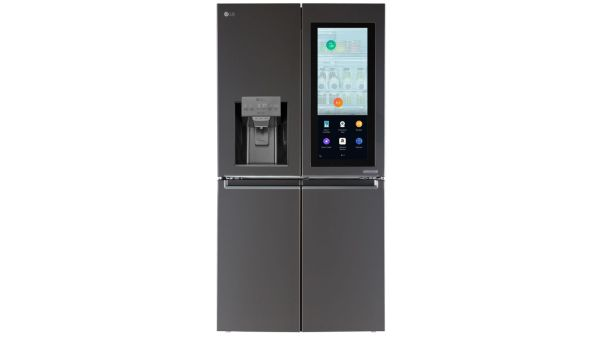 LG put webOS and Amazon Alexa on a fridge - The Verge