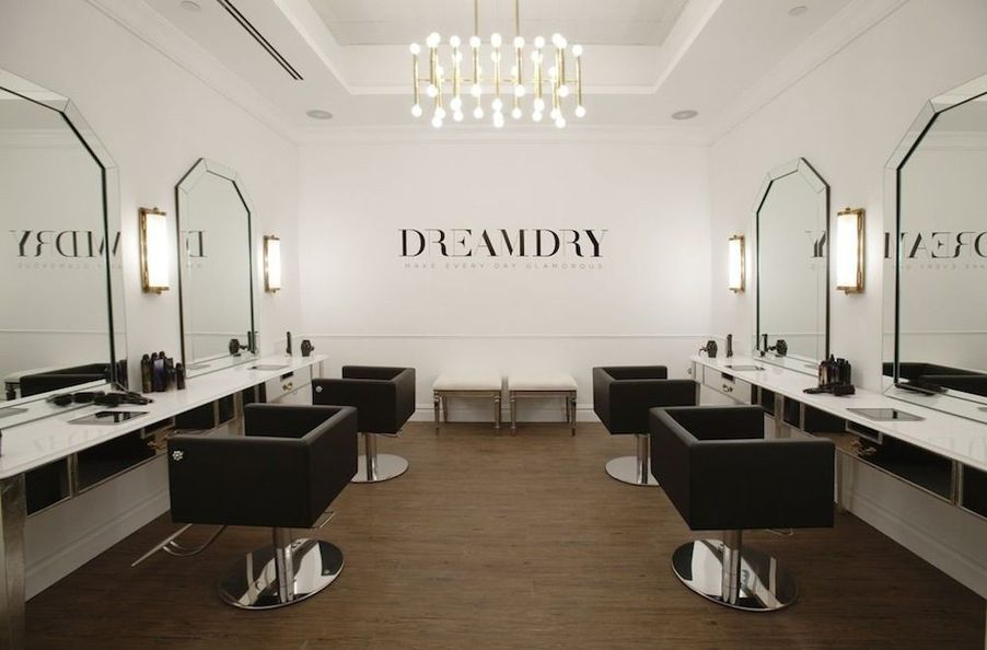 Heres What To Expect At Rachel Zoes New DreamDry Salon