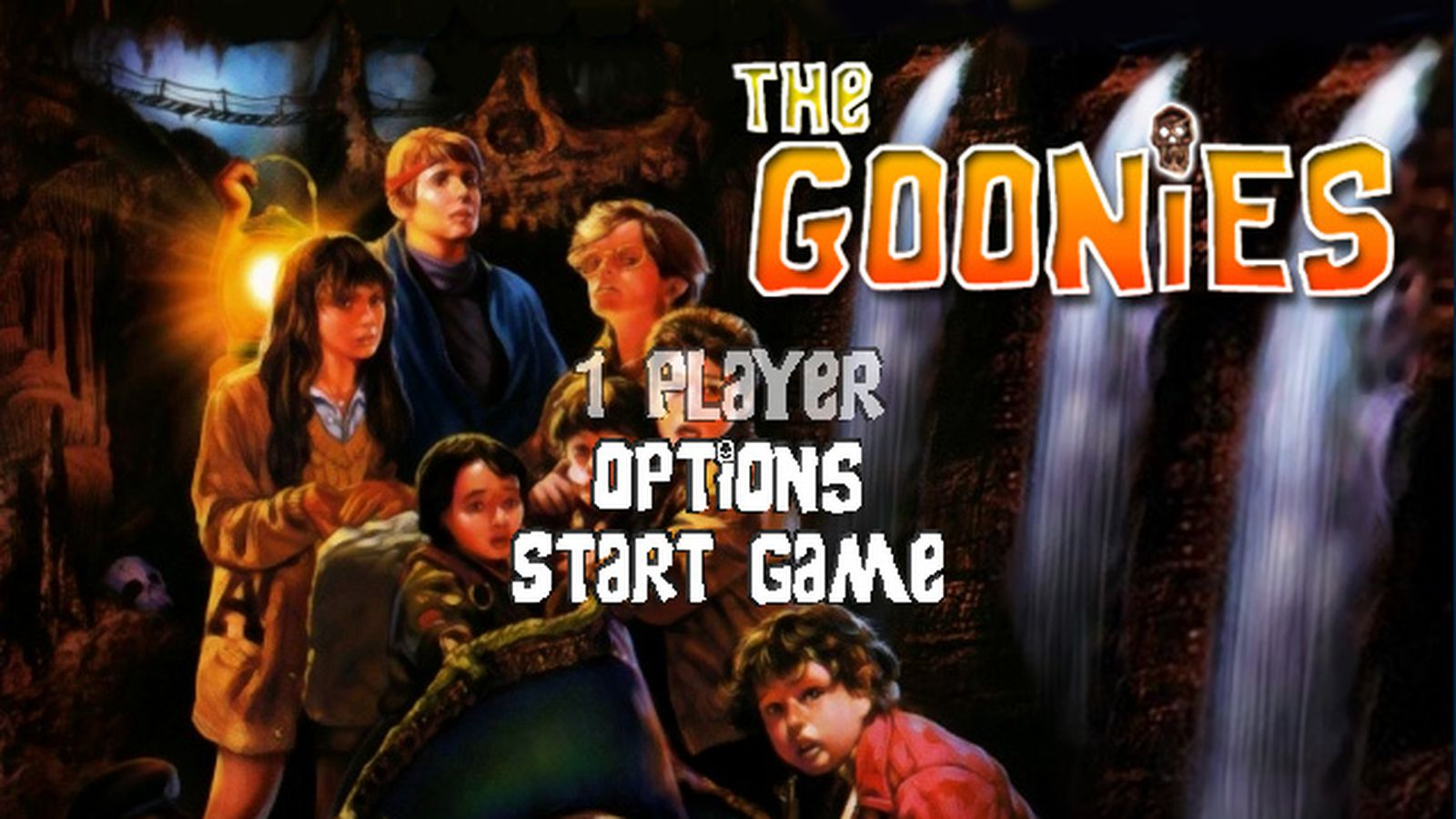Fans Update The Goonies Original Pc Game For Windows And