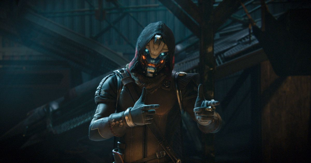 Destiny 2 Could Be A Good Test For Mouse And Keyboard