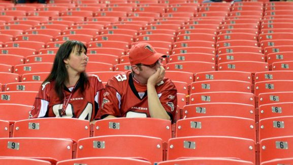 Image result for falcons fans reactions