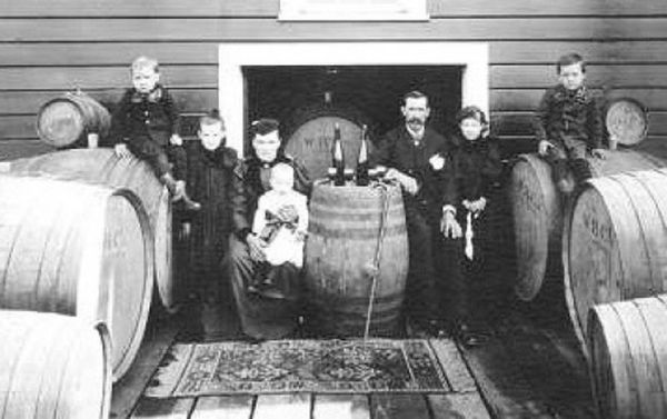 Vintage America: A Brief History of Wine in America - Eater