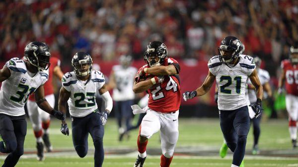 Seahawks vs. Falcons 2017 final score: Young Atlanta ...