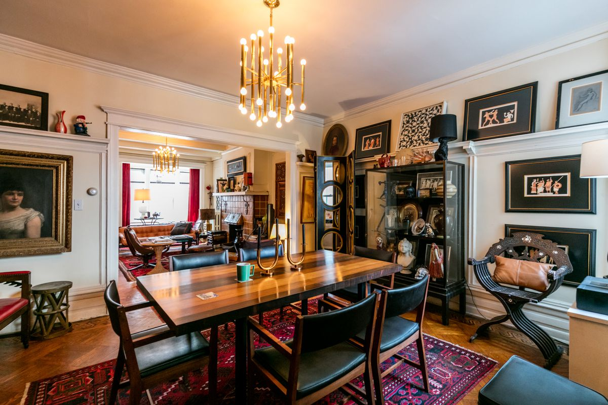 7 Stunning NYC Dining Rooms To Inspire You This Holiday Season Curbed NY