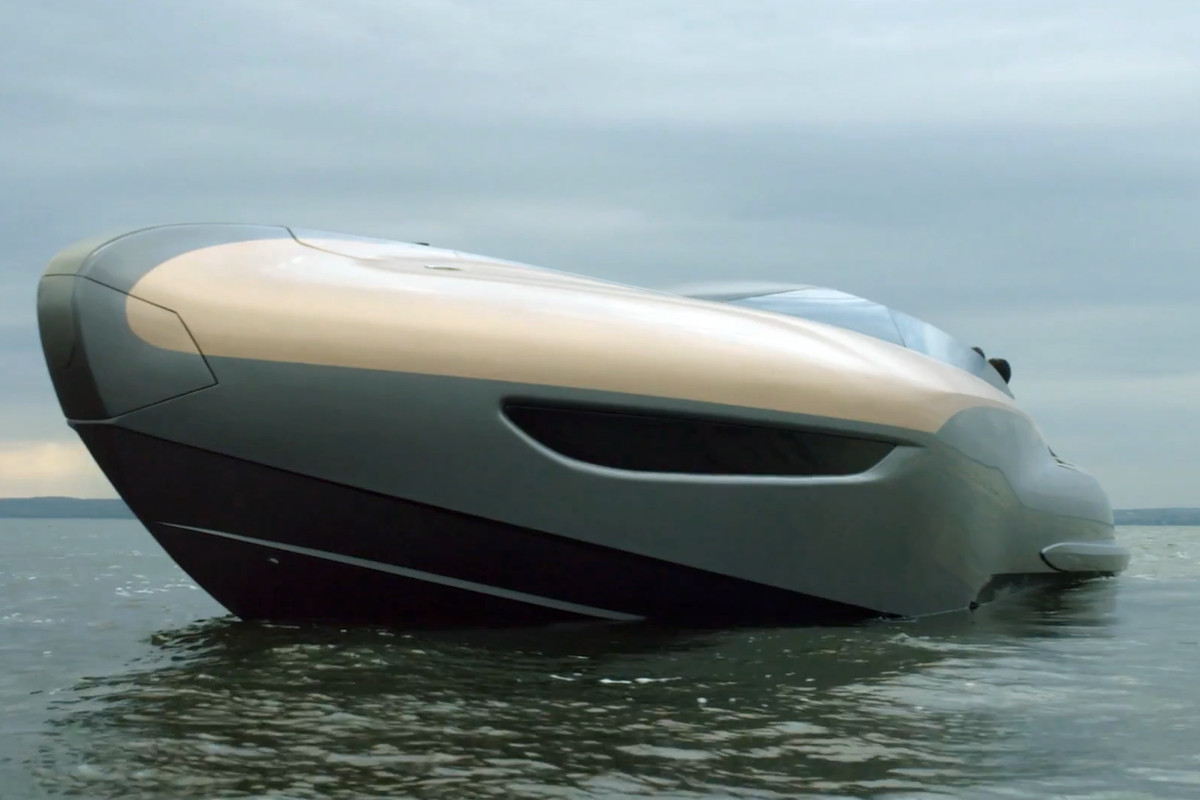 Lexus Unveiled An Innovative Sport Yacht In Miami This