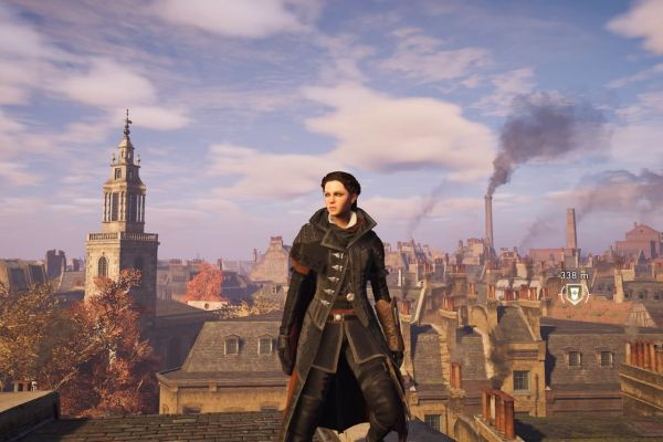 Assassin's Creed Syndicate's gorgeous Victorian London, in ...