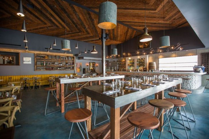 Madera Kitchen Rustic Mediterranean Eatery Hwood Eater
