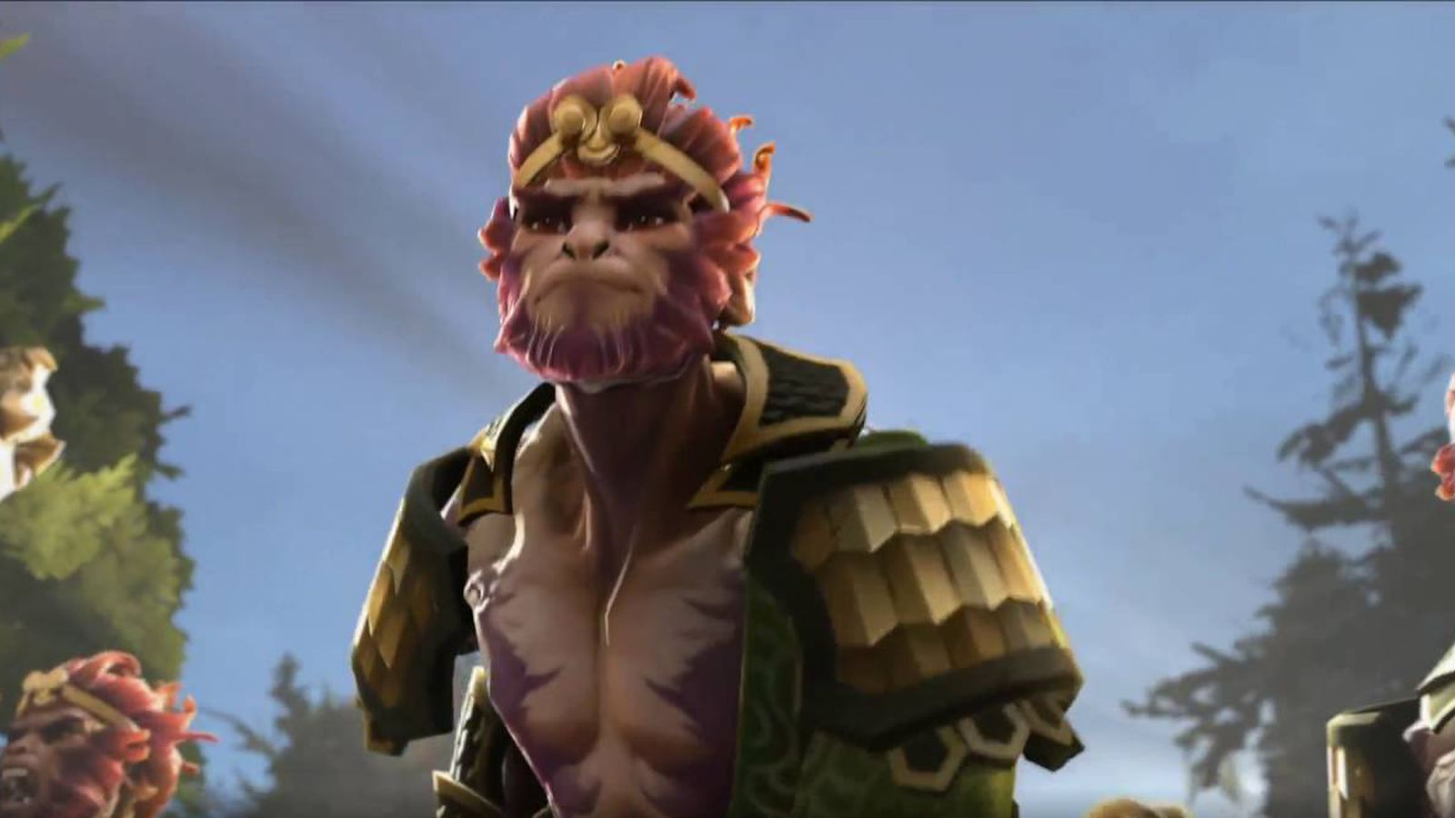 Dota 2 Reveals Monkey King A New And Completely Original Hero Polygon
