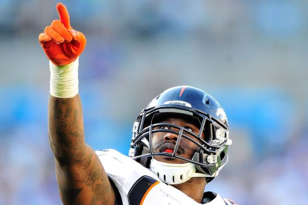 Broncos vs. Panthers 2012: Return of the 'Orange Crush ...