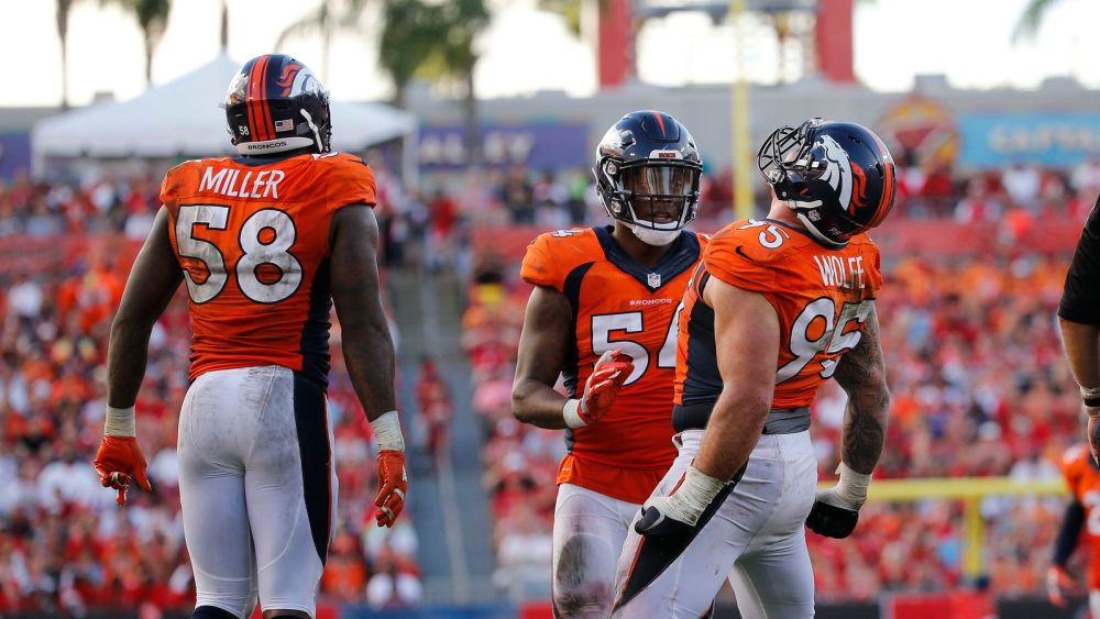 Maybe the Broncos miss Danny Trevathan and Malik Jackson in run support