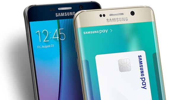 Samsung Pay launches in the United States - The Verge