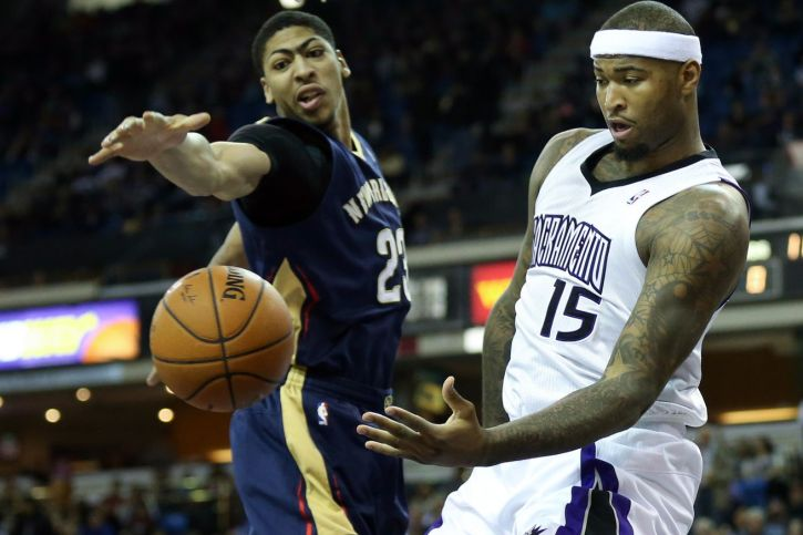 Demarcus Cousins traded to Pelicans, balling together with Anthony Davis